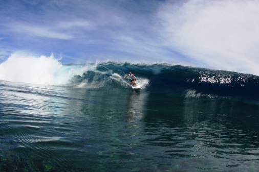 "Chris at Cloudbreak ""He goes Alright!"""